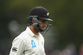 New Zealand Captain Kane Williamson Out of Second Test Against India