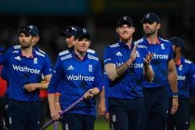 4th ODI: Stokes, Bairstow Guide England to Four-Wicket Win Over Pakistan