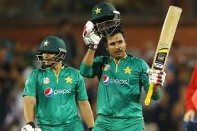 Only T20I: Sharjeel, Latif Star as Pakistan Thrash England by Nine Wickets