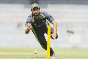 Left National Camp Because of Back Strain, Says Ahmed Shehzad