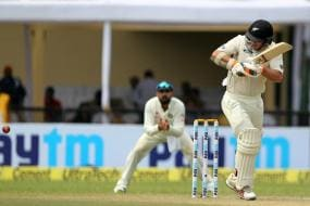 India Vs New Zealand, 1st Test, Day 2 in Kanpur