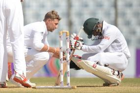 Beaten But Unbowed, Bangladesh Plead For More Tests