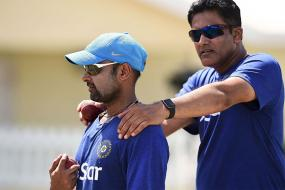 Anil Kumble's Support During Lean Phase Helped Me, Says Amit Mishra