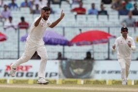 2nd Test: Bhuvneshwar Five-for Puts India in the Driver's Seat
