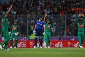 Bangladesh's Mortaza, Rahman Fined, England's Buttler Reprimanded