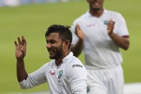 Bishoo's Best Eight-wicket Haul, Gives Hope to West Indies