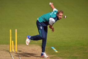 Stuart Broad Targets England ODI Return For 2019 World Cup