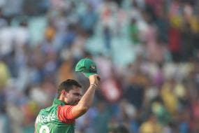 Masrafe Mortaza Handed One Match Ban For Slow Over Rate