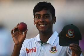 1st Test: Bangladesh Debutant Teenager Puts England in a Spin