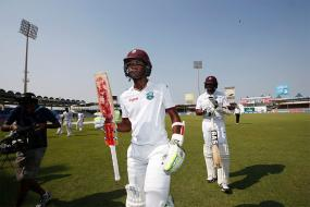 3rd Test: Kraigg Brathwaite, Jason Holder Lift West Indies on Third Day