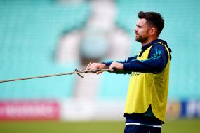 James Anderson Hopeful Of Playing In Second Test Against India