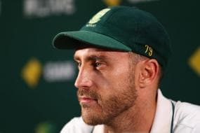 We Are Already Thinking About India, Says Du Plessis Ahead of Zimbabwe Test