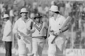 England in India: Test History - Part 2 - 1972-73 to 1992-93