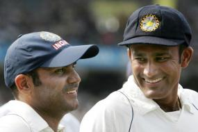 Virender Sehwag Looks at Lighter Side of Move, Anil Kumble Lauds PM Narendra Modi