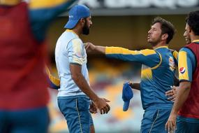 Wahab Riaz, Yasir Shah Involved in Scuffle Before the Gabba Test