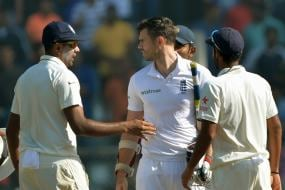Anderson Calls for Removal of 'Mankad', Ashwin Takes Cheeky Dig