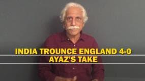 Ayaz's Take: India Trounce England 4-0