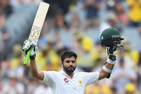2nd Test: Azhar's Ton Only Bright Spot on Rain-Hit Day