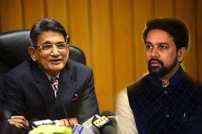 BCCI vs Lodha: Current Situation Not in Interest of Cricketers, Says Anurag Thakur