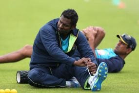 Injured Mathews Ruled Out of New Zealand Tour