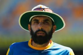 Misbah Named 'Camp Commandant' For Pakistan Conditioning Camp