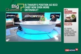 Is Anurag Thakur's Position as BCCI Chief Untenable?