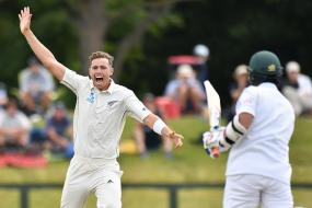 Green Grass Welcomes Southee & Co Home at Wellington