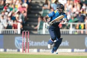 2nd T20I: Injured Mathews Shines as Sri Lanka Beat South Africa By 3 Wickets