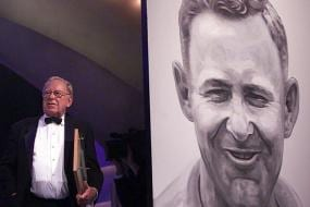 Arthur Morris Inducted Into ICC Cricket Hall of Fame
