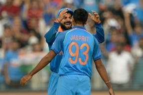 ICC T20 Rankings: Kohli Retains Top Spot, Bumrah Jumps to Second
