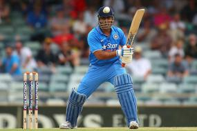 Mahendra Singh Dhoni Steps Down as India's Limited-Overs Skipper