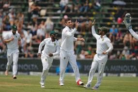 South Africa Crush Sri Lanka in 3rd Test to Sweep Series