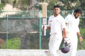 Duleep Trophy: Panchal Hits Ton as India Red Struggle to 232/5