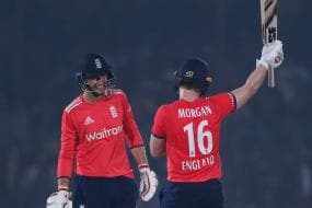 1st T20I: England Bowlers, Morgan and Root Decimate India at Kanpur