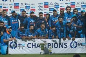 Team India Report Card: ODI Series Versus England