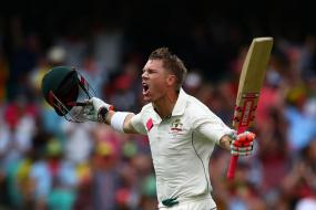 3rd Test: David Warner's Record Ton Powers Confident Australia