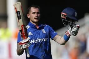 Alex Hales Still Sees Himself as England 'Fringe Player'