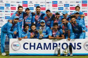 Virat Kohli and Boys Eye Prize Money Worth $2.2 Million