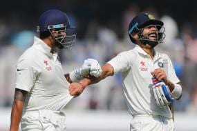 In Pics: India vs Bangladesh, Only Test in Hyderabad