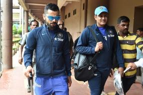 Party Over! Virat Kohli and His Boys are Back on the Road