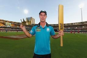 Big Bash Star Chris Lynn Named in Australia's T20 Squad Against Sri Lanka