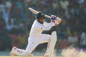 Bangladesh vs Zimbabwe, Second Test Day 1 in Dhaka: Mushfiqur Leads Bangladesh Past 300-Run Mark
