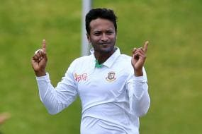 Shakib Al Hasan Returns, Will Lead Bangladesh in Tests Against Windies