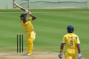 Baba Aparajith to Lead India Under-23 at Emerging Cup