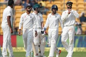 Australia Take Crucial Lead Despite Lion-Hearted Effort From Indians