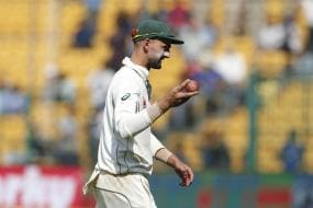 Lyon Becomes Second Aussie Spinner to Pick 250 Test Wickets
