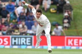 South Africa Buoyed as New Zealand Lose Trent Boult