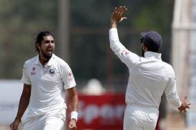 Ishant Happy to Lead From Front as Strike Bowler When Called