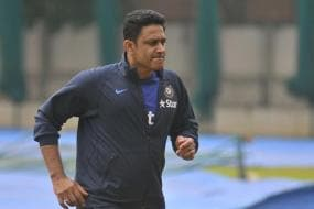 Anil Kumble Likely to Travel to West Indies With Indian Team