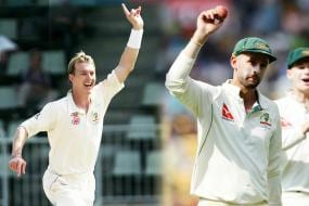Nathan Lyon Picks Eight to Break Brett Lee's Record